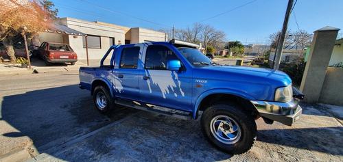 Ford Ranger 2002 2.5 Xl I Sc 4x4