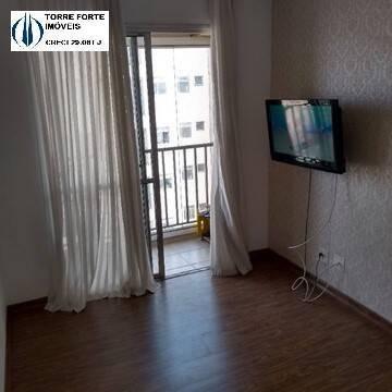 Apartamento Com 2 Dormitórios E 1 Vaga Na Mooca - 2350