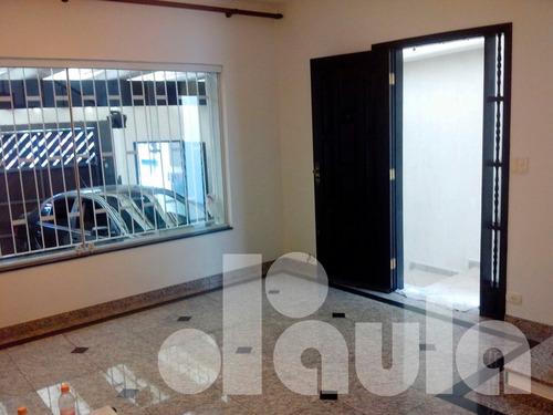 Sobrado Bairro Jardim - 3 Dormitórios E 2 Vagas De Garagem - - 1033-6983