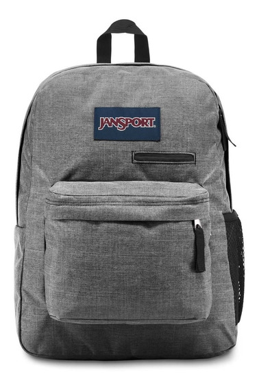 Zonazero Mochila Jansport Digibreak Grey Heather Original