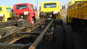 Vw 13180 Toco Chassis 2006 61000