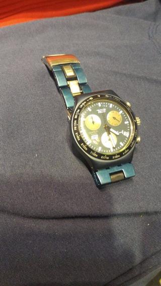 Relógio Swatch Swiss Aluminium