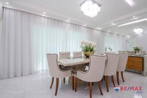 Sobrado Com 5 Dormitórios À Venda, 561 M² Por R$ 3.300.000,00 - City América - São Paulo/sp - So7139