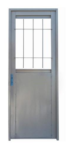 Puertas Doble Chapa Con Ventana Fija Nuevas