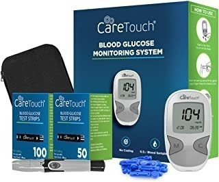 Care Touch Diabetes Testing Kit Care Touch Blood Glucose