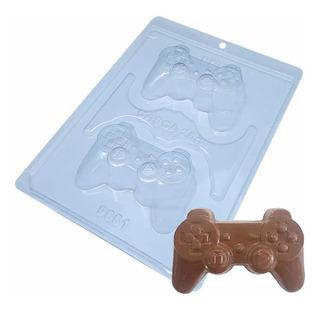 Forma Para Chocolate Joystick Pequeno Ref. 9661 (2 Pacotes)