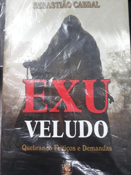 Livro Exu Veludo