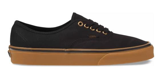 Zapatillas Authentic Negro S/caramelo