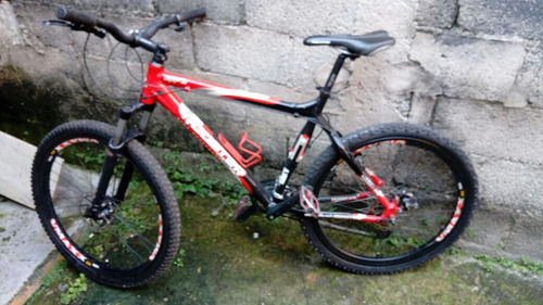 Bicicleta Rooster/gallo Grupo Shimano