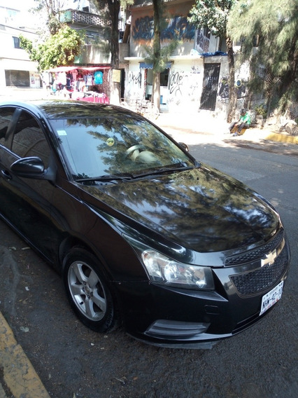 Chevrolet Cruze 1.8 C Ls Aa Cd Mp3 R-16 At 2010