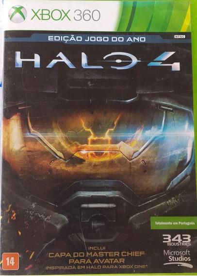 Jogo Halo 4 Do Xbox 360