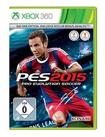 Pro Evolution Soccer Pes 2015 Midia Física Original Xbox 360