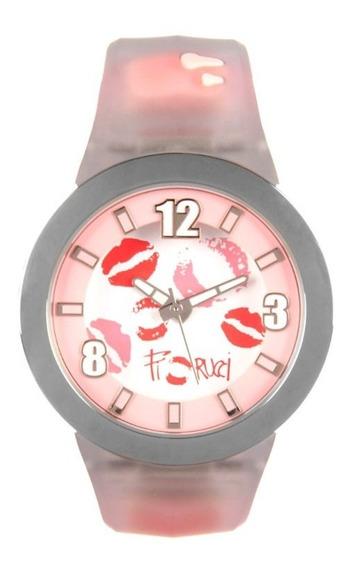 Reloj Fiorucci Sumergible Fr0701 Movimiento Japones, Dama-ro