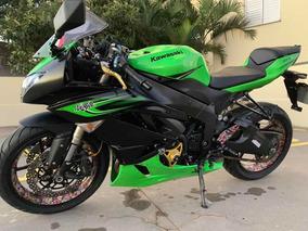 Kawasaki Ninja Zx6-r
