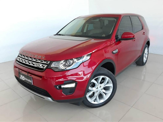 Land Rover Discovery Sport Hse 2.0 Si4 4x4