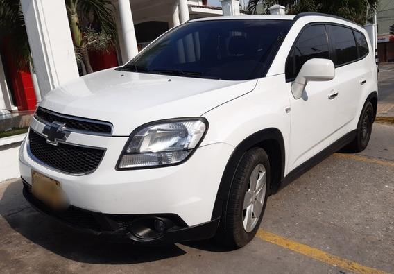 Chevrolet Orlando Lt 2.4 2014 Aut