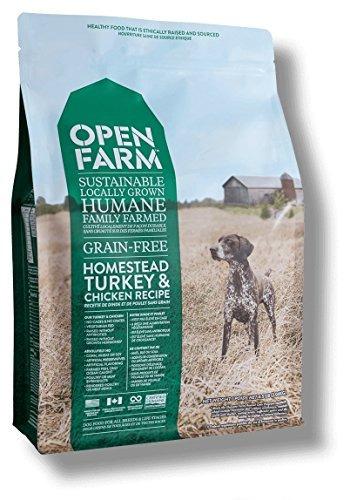Open Farm Of12301 Grainfree Turkey Y Chicken Comida Para Per