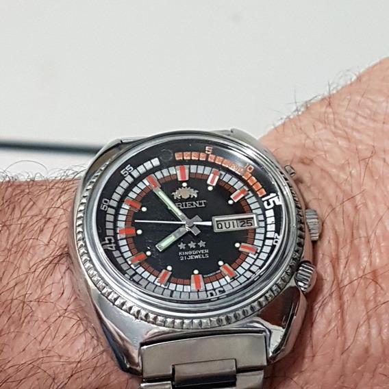 Relógio Orient Digital Antigo Masculino Antigo Original