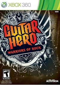 Guitar Hero: Warriors Of Rock - Xbox 360 Mídia Física