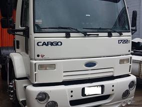 Ford Cargo 1722 Año 2010 Original Tractor Corto Con Plato.