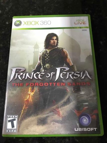 Jogo Xbox 360 Prince Of Persia Original Mídia Física