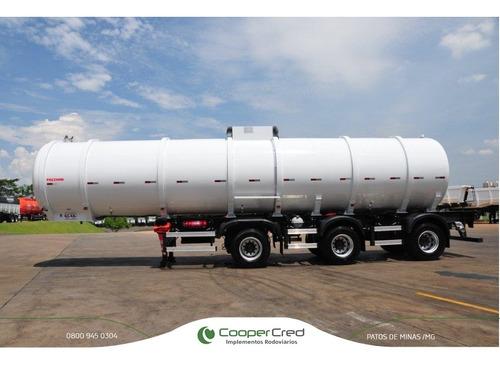 Carreta Tanque Combustível 45 Mil Litros Bottom Loading