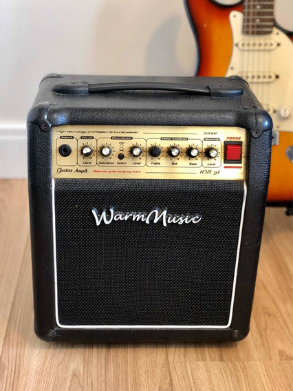 Amplificador Warm Music 30w 108 Gt