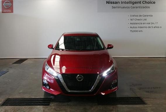 Nissan Altima 4p Sense L4/2.5 Aut