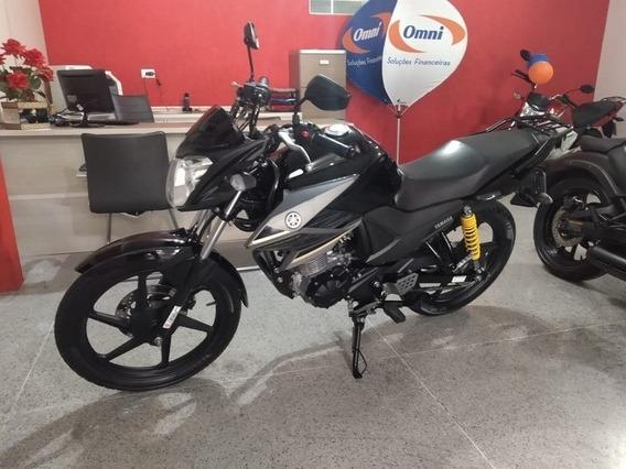 Yamaha Ys 150 Fazer Sed Preta 2018