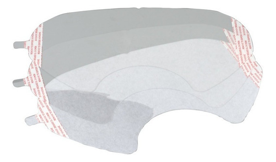 3m Mica Protectora Visor Cara Completa 6885
