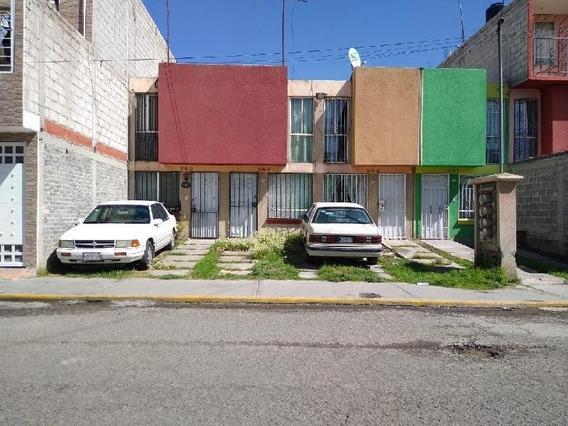 Casa En Condominio En Venta En Los Héroes Ecatepec Sección Iv, Ecatepec De Morelos, México
