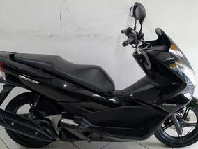 Honda Pcx 150 2016 Preta