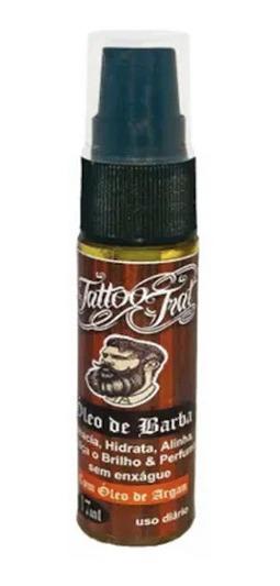 Óleo De Barba Tattoo Trat 17ml