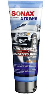 Sonax Protector Cuidado Plásticos Exterior Color Brillo