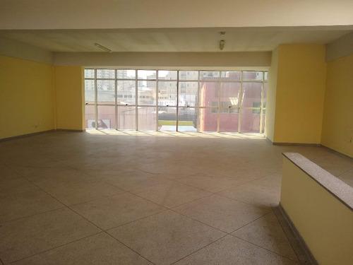 Imagem 1 de 6 de Salão Para Alugar, 451 M² - Centro - São Bernardo Do Campo/sp - Sl1507