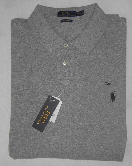 Playera Polo Ralph Lauren Custom Fit 2xl