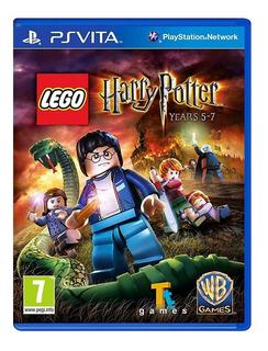 Lego Harry Potter Ps Vita Gcp