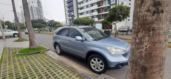Honda Cr-v Version 2.4 Gasolina
