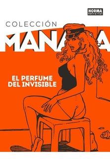 Comic Colección Manara 4. El Perfume Del Invisible - Manara