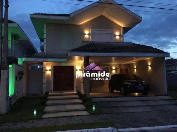 Casa Com 3 Dormitórios À Venda, 270 M² Por R$ 1.040.000 - Urbanova - São José Dos Campos/sp - Ca4816