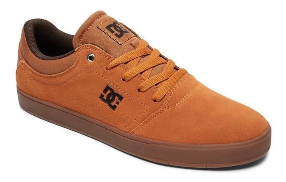 Tênis Dc Shoes Crisis La Adys100029-we9 Caramelo