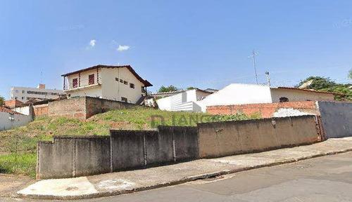Imagem 1 de 3 de Terreno Residencial No Jardim Boa Esperança Em Campinas. - Te4731