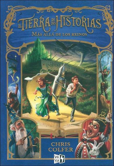 Más Allá De Los Reinos, Tierra De Las Historias 4