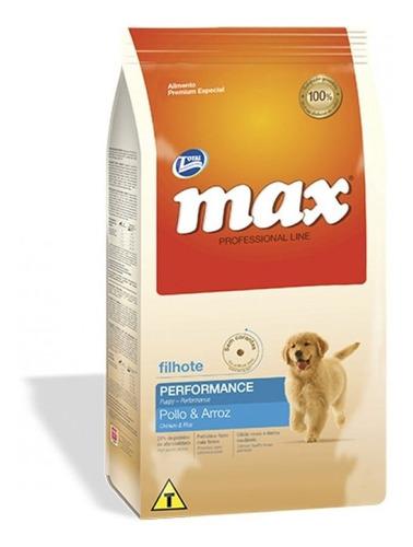Max Cachorros 20+ Obs - kg a $11250