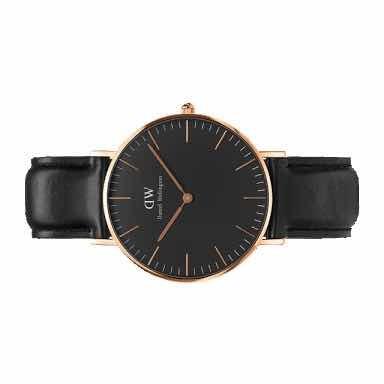 Relógio Daniel Wellington - Classic Black