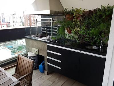 Apartamento Em Vila Olímpia, São Paulo/sp De 90m² 1 Quartos À Venda Por R$ 1.290.000,00 - Ap197614