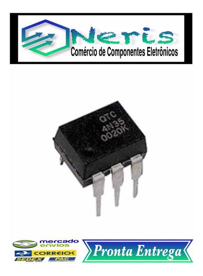 4n35 Acoplador Ótico (01 Pç.)