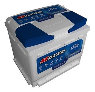 Bateria Mateo 12x50 Nafta Ford Ecosport 1.6