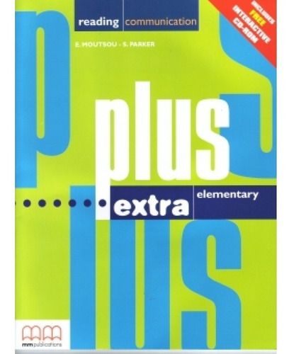 Plus Extra - Elementary - St W/cd - E., S
