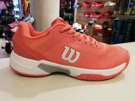 Zapatillas Wilson Set Tennis Woman